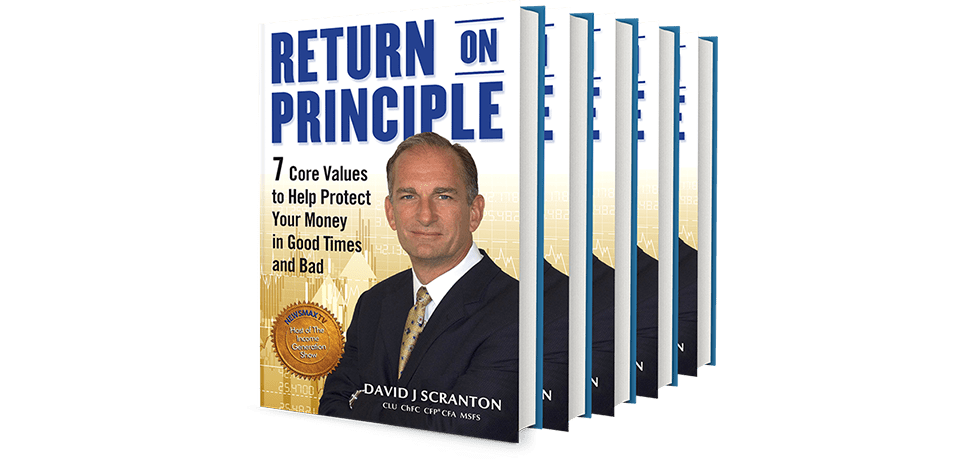 Return on Principle - David Scranton